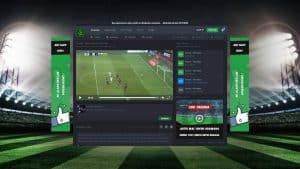 İddaa Planı - Website Live Match Stream Page Screenshot