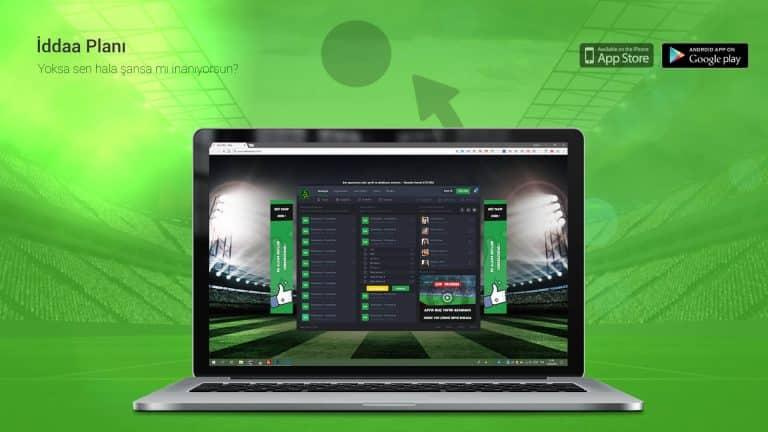 İddaa Planı - Website Cover Image