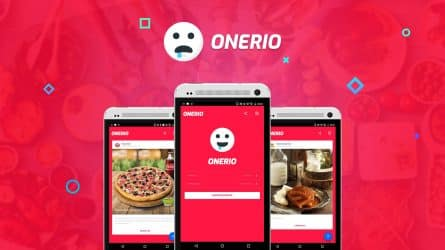 ONERIO Cover Image