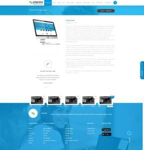 Paykasa Page Page Screenshot