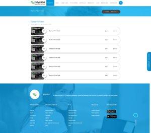 Paykasa Pricing Page Screenshot