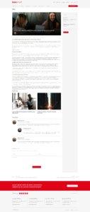 boosmart Blog Post Detail Page Screenshot