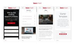boosmart Presentation Page Screenshot