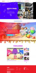 BEBETO Medya Odası Page Screenshot